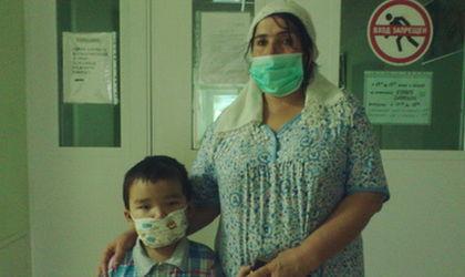 Навестил Ахадбека в больнице